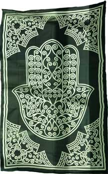 Hand of Compassion Tapestry (72x108)