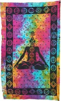 Seven Chakra Tapestry (60x90)