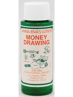 Anna Riva Money Drawing