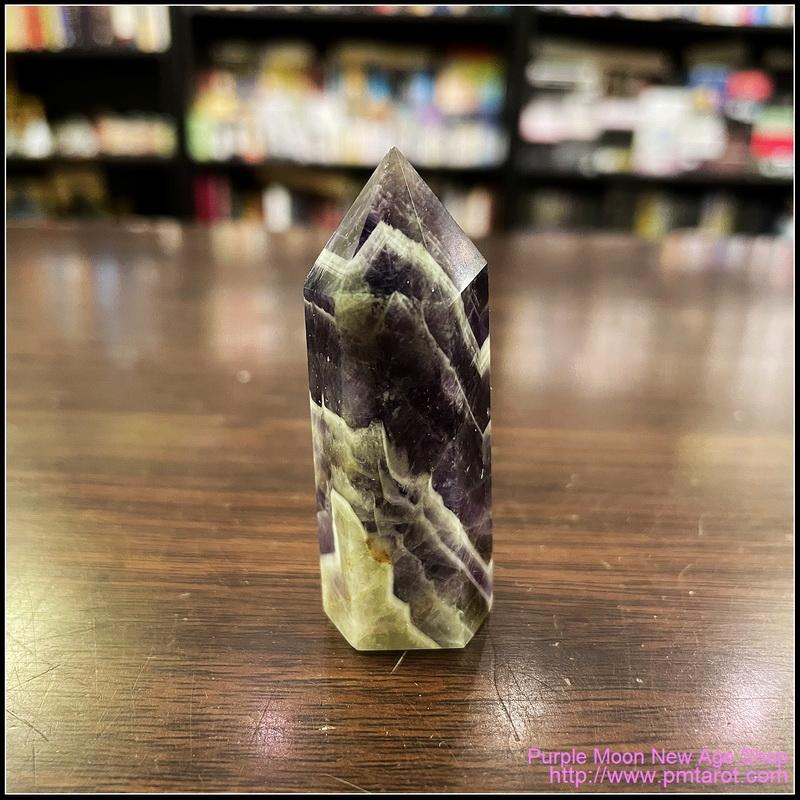 虎牙紫水晶柱