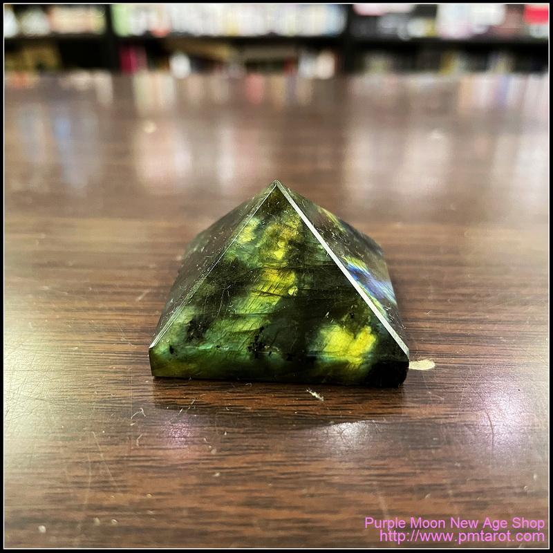 拉長石金字塔