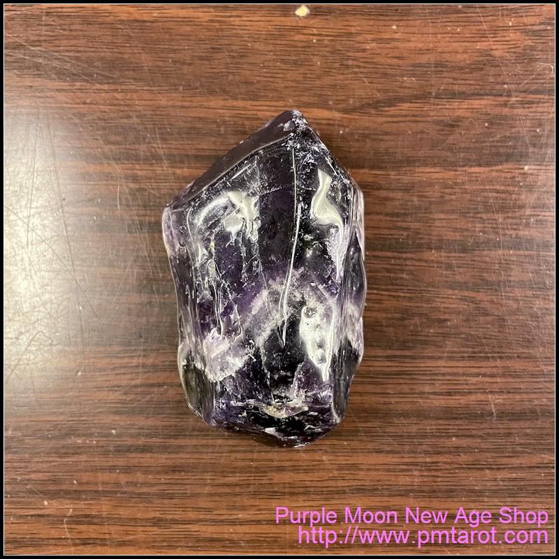 虎牙紫水晶原石