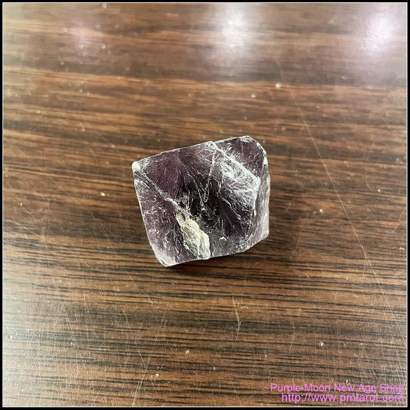 紫螢石礦石