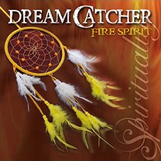 Fire Spirit Dreamcatcher