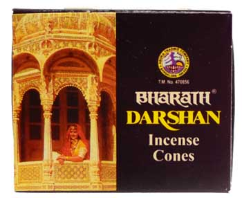 Bharath Darshan Cone Incense