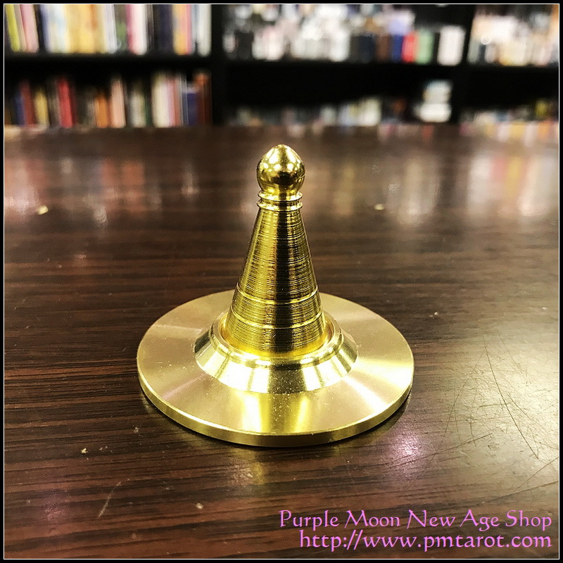 Brass Incense Cone Mold