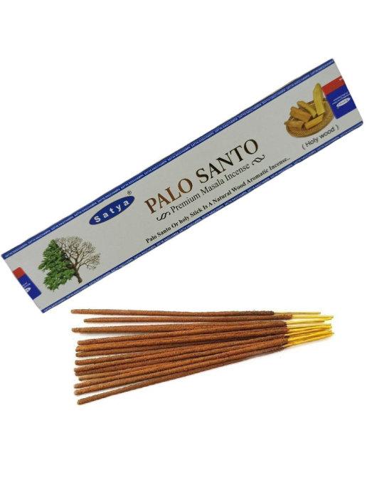 Satya Incense Sticks - Premium Palo Santo