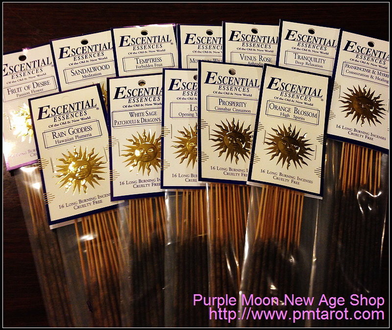Escential Essences Stick Incense