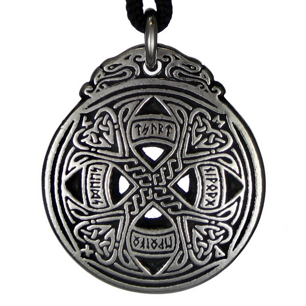 Runic Love Amulet - Small