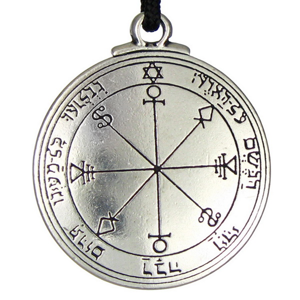 Talisman of the Moon Pendant