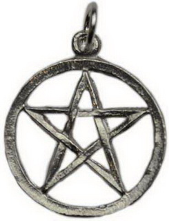 Pentacle interwoven