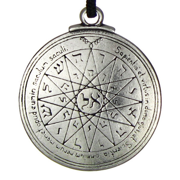 Talisman of the Mercury Pendant