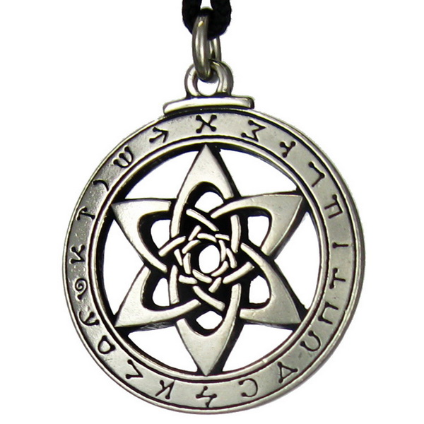 The Astrologers Star Pendant