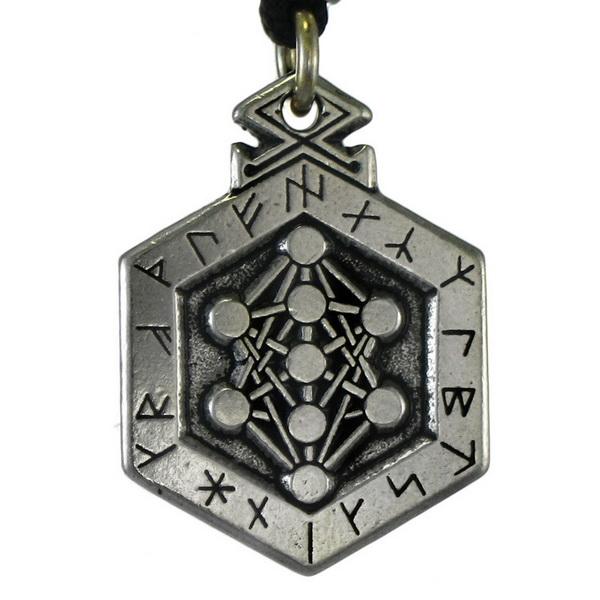 Armanen Rune Set Pendant