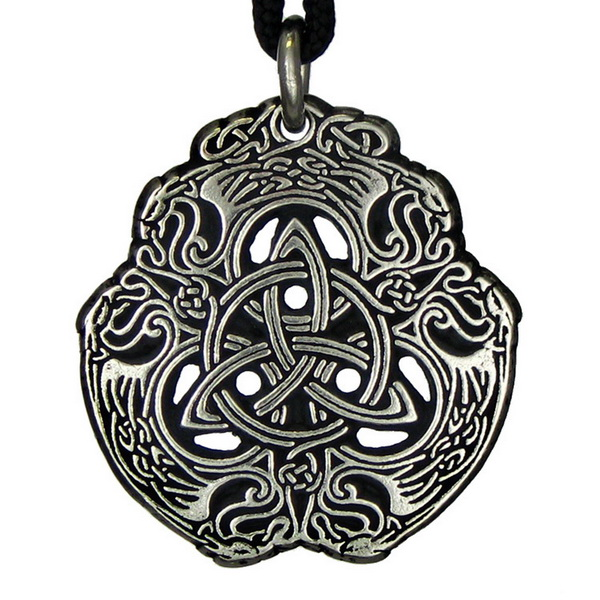 Eagles Knot Pendant