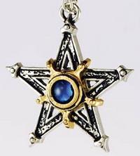 Medieval Pentagram