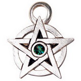 Jewelled Pentagram