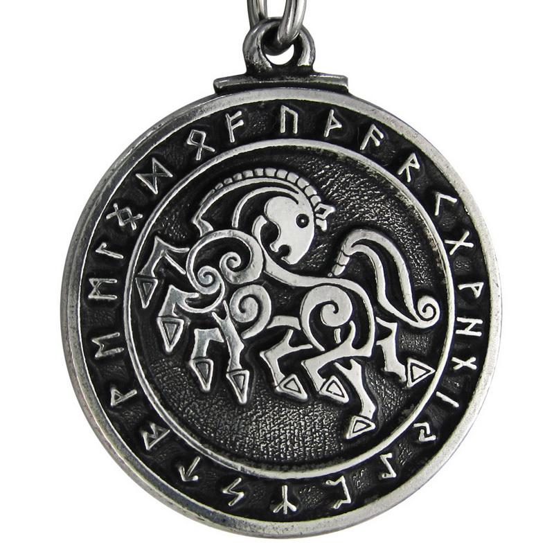Odin 8 legged horse: Sleipnir