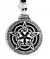 Celtic Pentacle for Protection