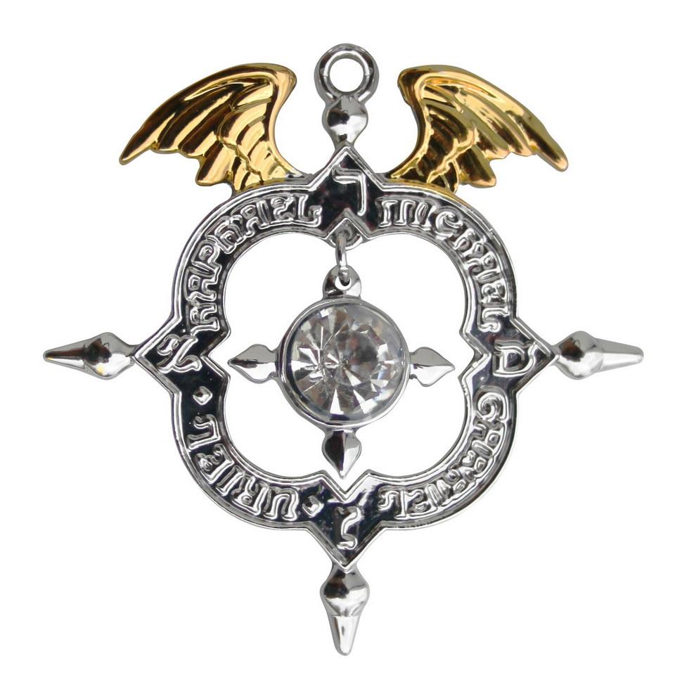 Winged Archangel Shield