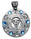 Jewels of the Moon Pendant for Clairvoyance and Psychic Ability