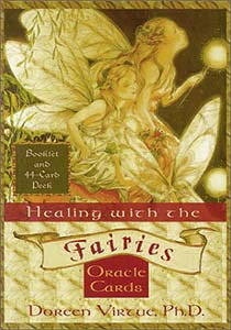 Healing With the Fairies Oracle Card