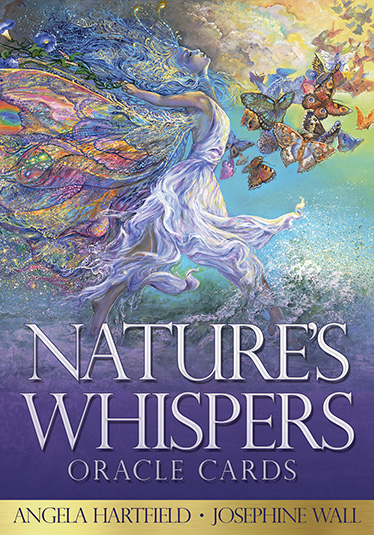 Natures Whispers by Angela Hartfield