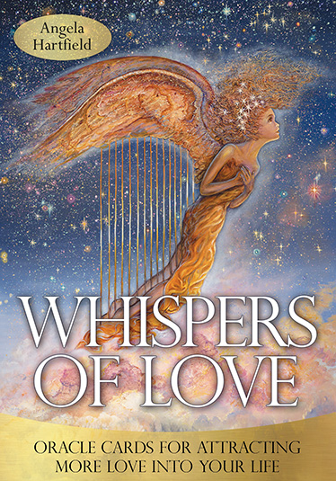 Whispers of Love by Angela Hartfield