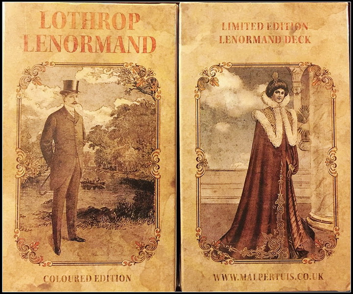 Lothrop Lenormand (Coloured Limited Edition)
