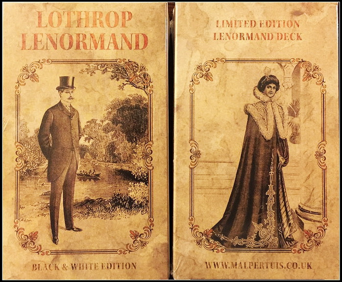 Lothrop Lenormand (Black & White Limited Edition)