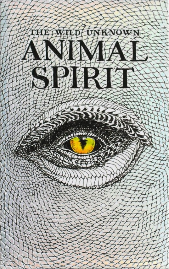 The Wild Unknown Animal Spirit Deck 1st Edition