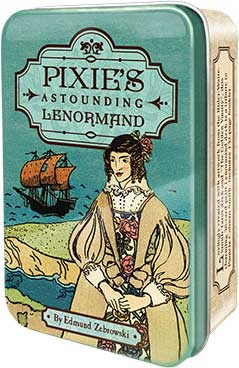 Pixies Astonding Lenormand Tin