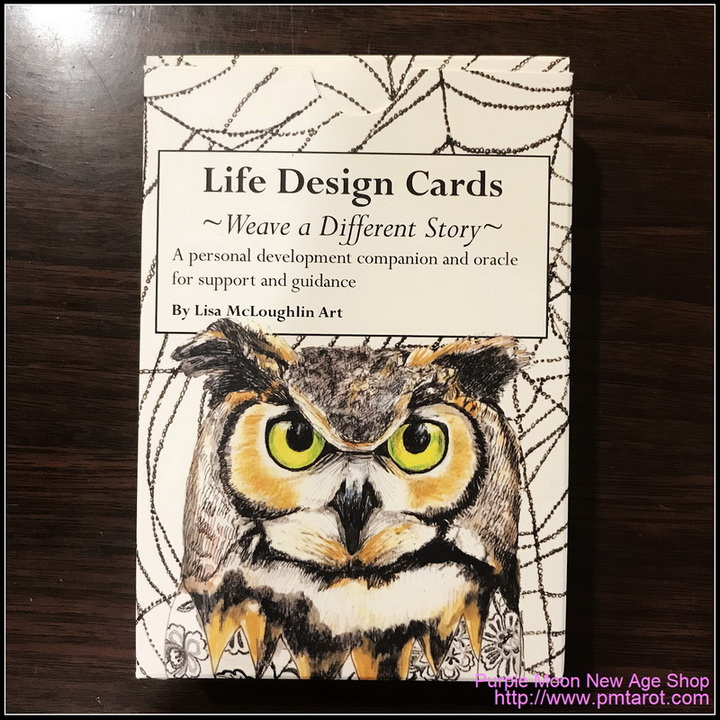 Life Design Oracle Card
