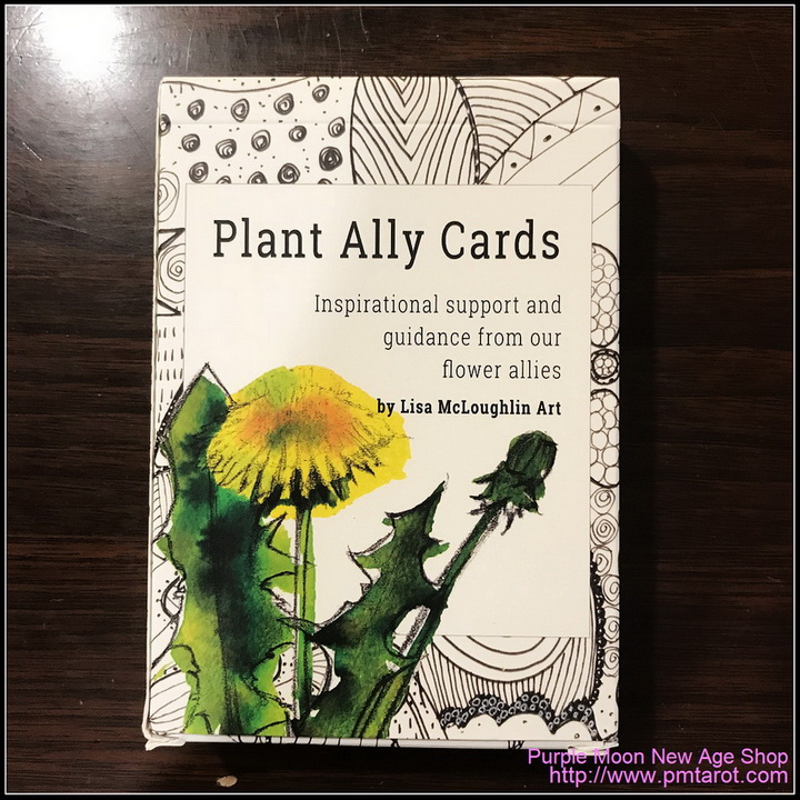 Plant Ally Healing Cards