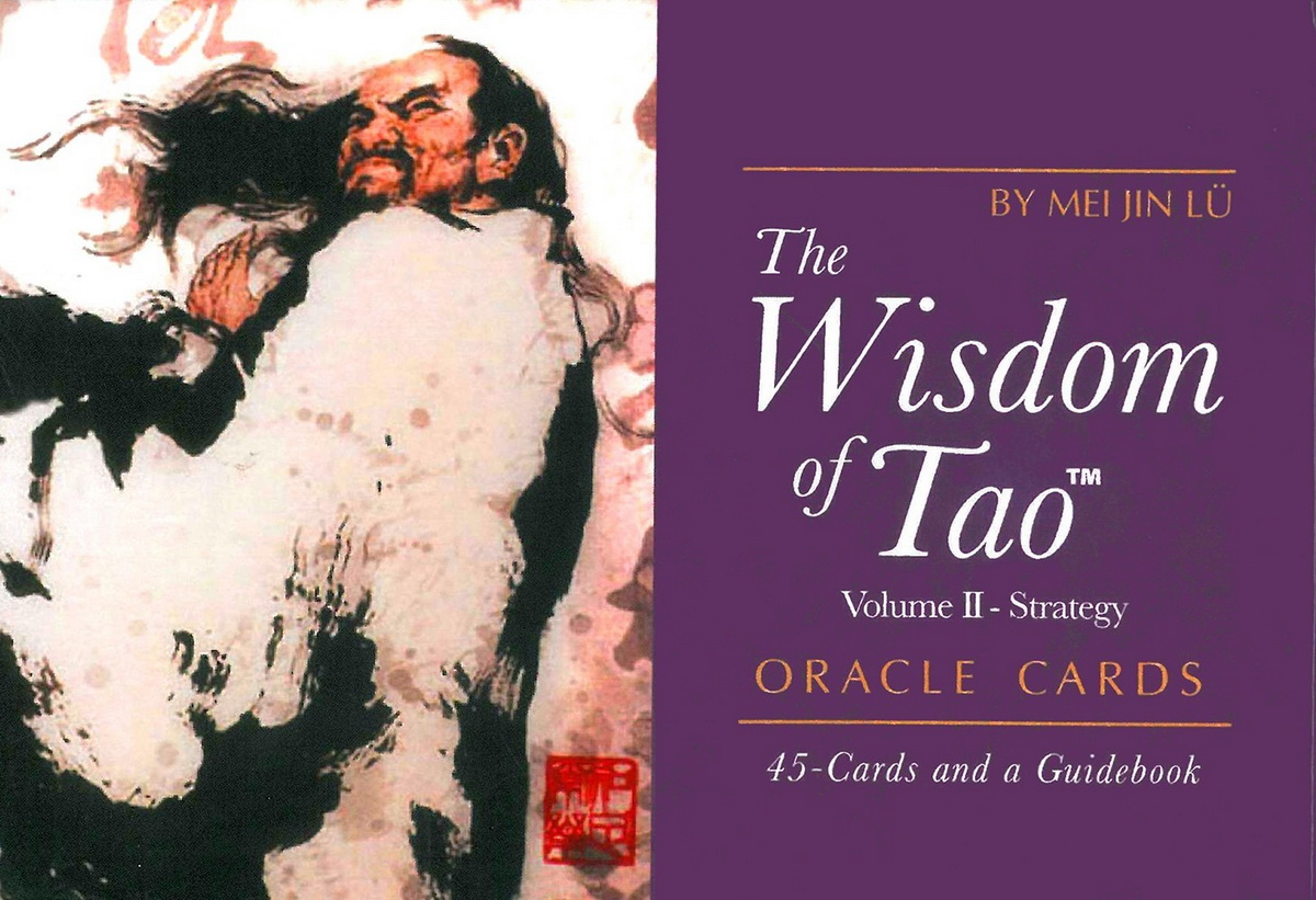The Wisdom of Tao Oracle Cards Volume II • Strategy