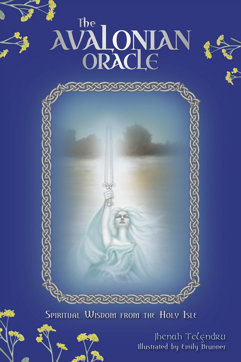 The Avalonian Oracle : Spiritual Wisdom from the Holy Isle
