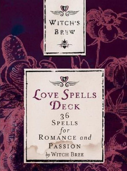 Witch's Brew: Love Spells Deck: 36 Spells for Romance and Passion (Discontinued Item)