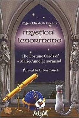 Mystical Lenormand Cards : The Fortune Cards of Marie-Anne Lenormand