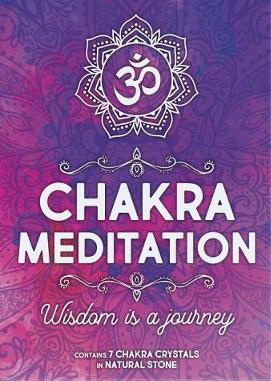 Chakra Meditation Oracle : Wisdom is a Journey