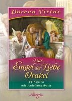 The Romance Angels Oracle Cards (德文版)