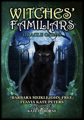 Witches' Familiars Oracle Cards