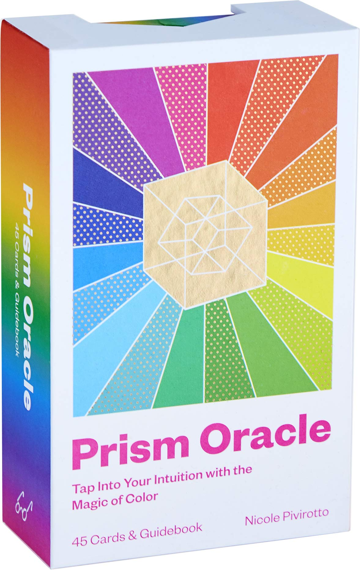 Prism Oracle: Tap into Your Intuition with the Magic of Color
