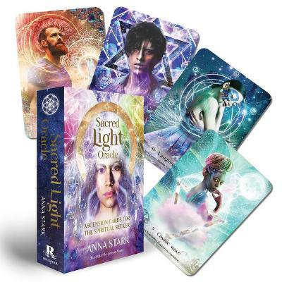 Sacred Light Oracle : Ascension cards for the spiritual seeker