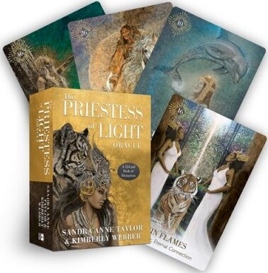 The Priestess of Light Oracle : A 53-Card Deck of Divination