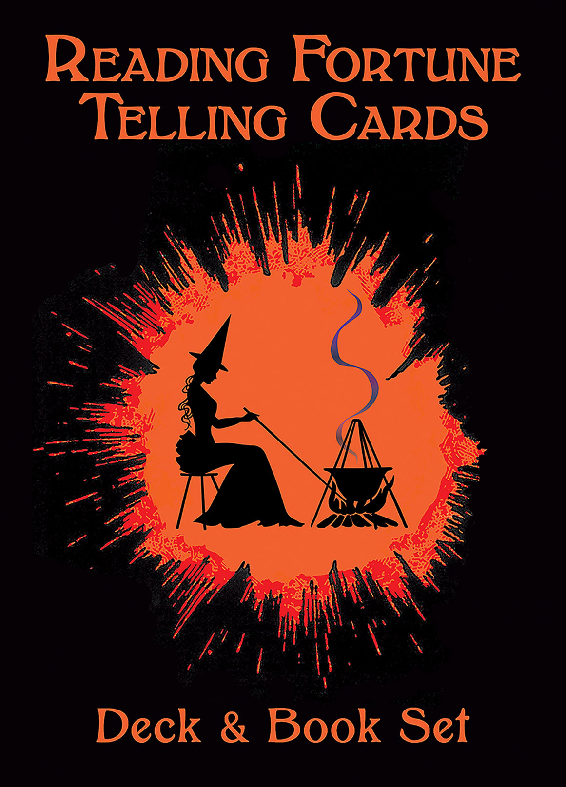 Reading Fortune Telling Cards (Book): A Romani Approach