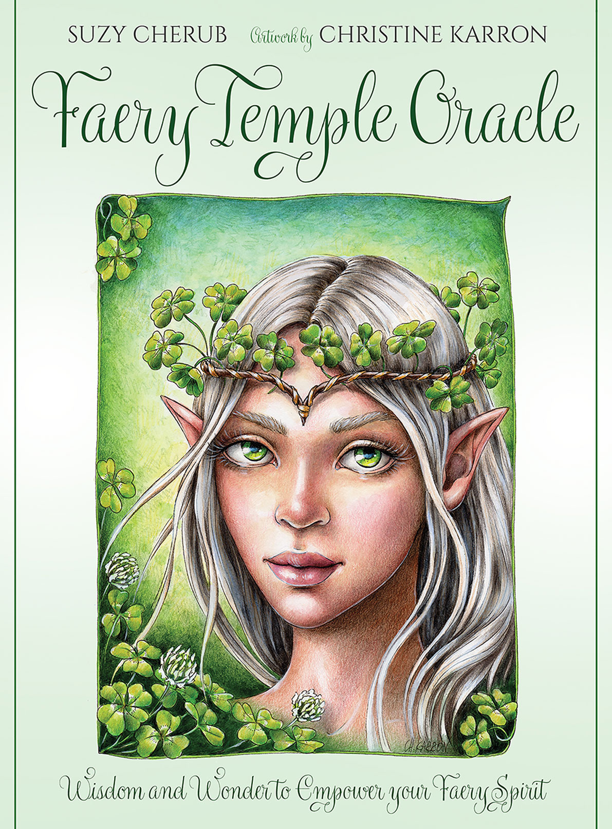 Faery Temple Oracle: Wisdom and Wonder to Empower Your Faery Spirit