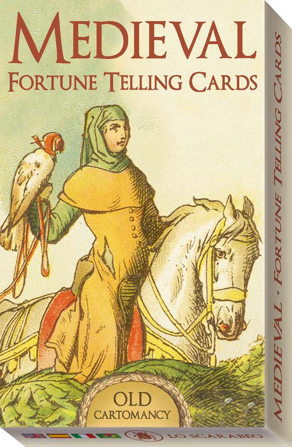 Medieval Fortune Telling Cards
