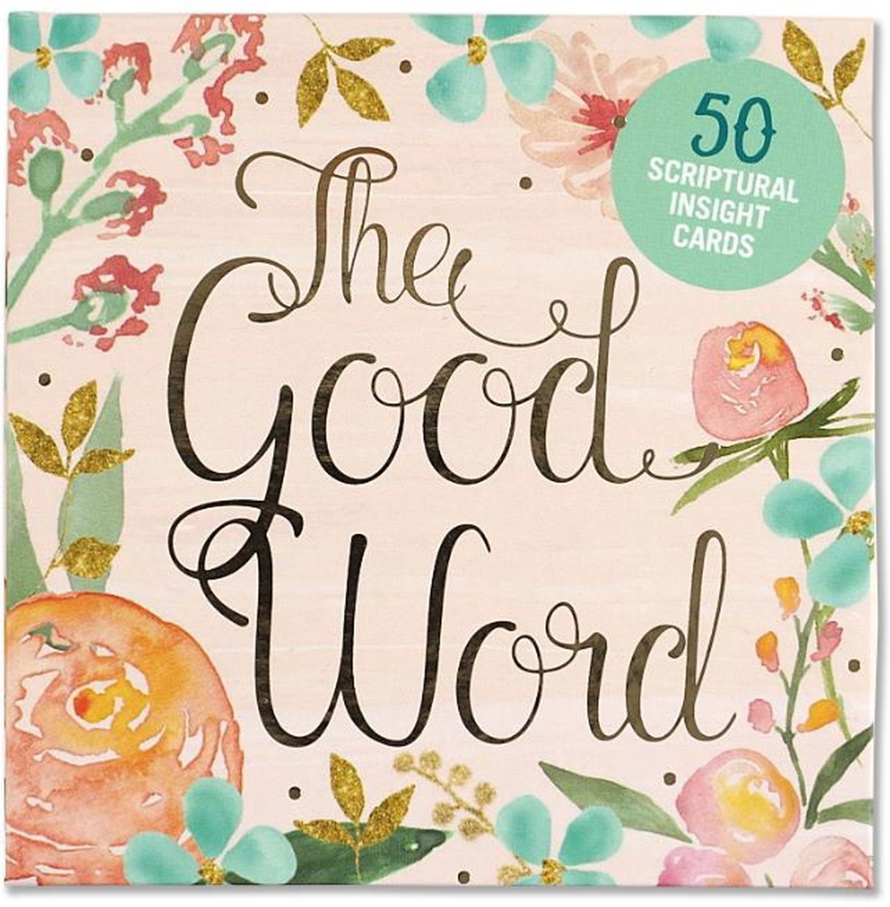 Good Word Insight Cards