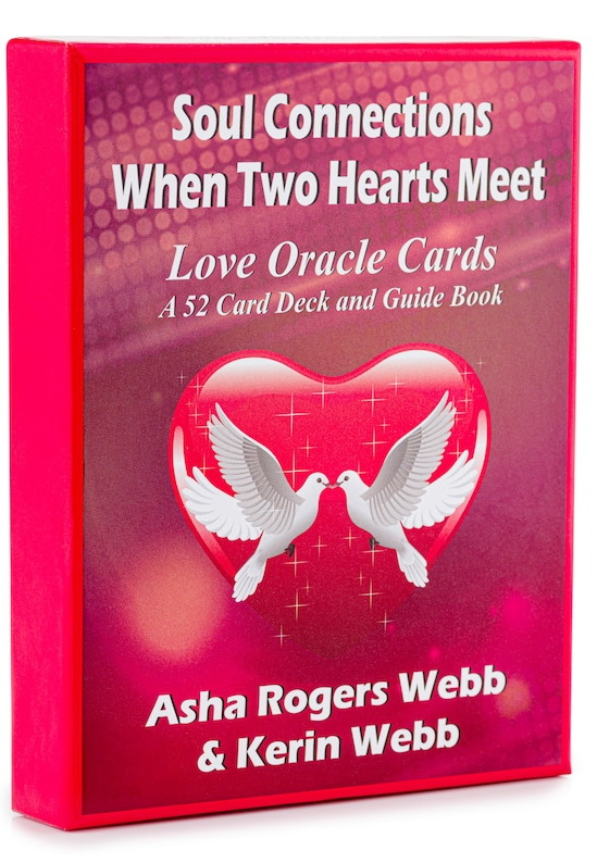 Soul Connections When Two Hearts Meet Love Oracle Cards