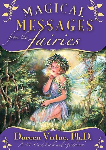 Magical Messages from the Fairies oracle card